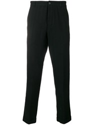 Ann Demeulemeester Chino Trousers Black