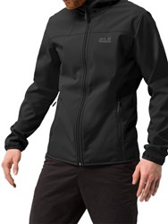 Jack Wolfskin Northern Point Softshell Jacket Black