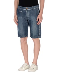 Coast Weber And Ahaus Denim Bermudas Blue