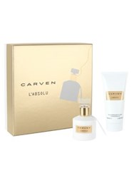 Carven L'absolu Mother's Day Set No Color