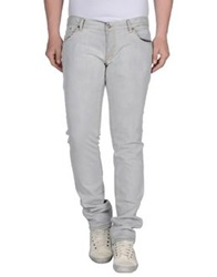 Richmond Denim Denim Pants Light Grey