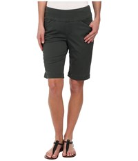 Jag Jeans Ainsley Bermuda Classic Fit Bay Twill Soapstone Women's Shorts Beige