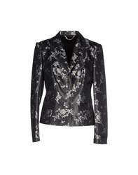 Anna Molinari Suits And Jackets Blazers Women Black
