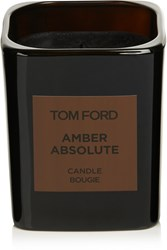 Tom Ford Beauty Private Blend Amber Absolute Candle Brown