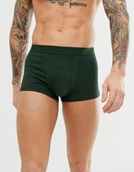 Weekday Dylan Trunks In Green