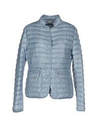 Jan Mayen Down Jackets Sky Blue