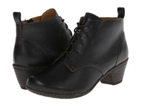 Softspots Sofi Black Calf Ionic Women's Lace Up Boots