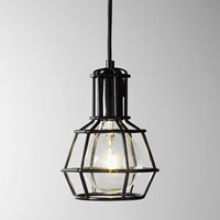 Design House Stockholm Work Lamp Black