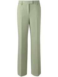 Dorothee Schumacher 'Delicate Fantasy' Trousers Green