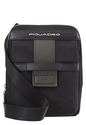Piquadro Across Body Bag Black