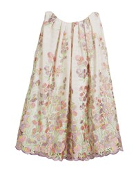 Helena Embroidered Sweet Pea Lace Dress Size 12 18 Months Multi