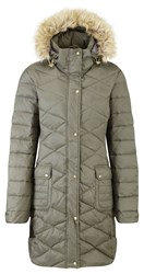 Tog 24 Venezia Womens Down Jacket Green
