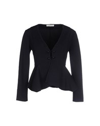 Charlott Suits And Jackets Blazers Women Dark Blue
