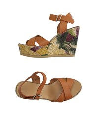 Fornarina Footwear Sandals Women Tan