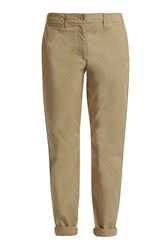 French Connection Summer Stretch Chinos Brown