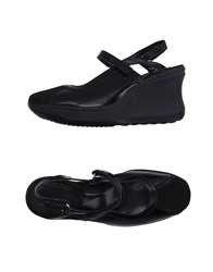 Ruco Line Footwear Courts Women Black