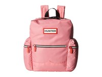 Hunter Original Mini Top Clip Nylon Backpack Pink Backpack Bags