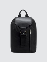Alyx Tank Backpack With Leather Flap