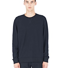 Lanvin Classic Crew Neck Sweater Black