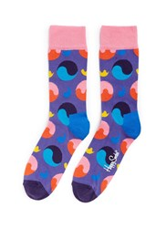 Happy Socks Yin Yang Multi Colour
