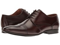 Kenneth Cole Mixed Bag Brown Men's Lace Up Casual Shoes