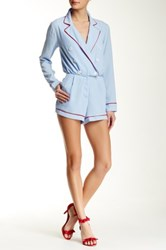 Endless Rose Double Breasted Romper