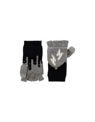 Marc By Marc Jacobs Gloves Grey
