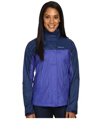 Marmot Precip Jacket Royal Night Arctic Navy Women's Jacket