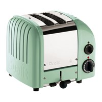 Dualit Classic Toaster Mint Green Finish