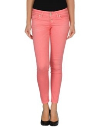 Twenty Easy By Kaos Denim Pants Coral