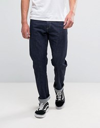 Carhartt Wip Marlow Straight Fit Jeans Blue