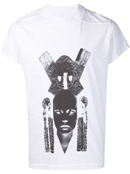 Rick Owens Drkshdw Slim Fit Graphic Print T Shirt 60