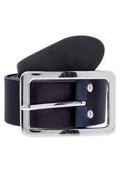 Zign Belt Dark Navy Dark Blue