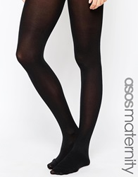 Asos Maternity 'New Improved Fit' 80 Denier Tights Black