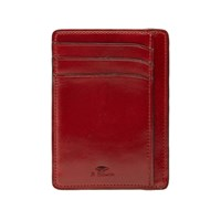 Il Bussetto Card Holder Red