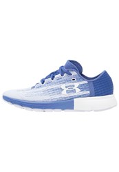 Under Armour Speedform Velociti Neutral Running Shoes Lavender Ice Deep Periwinkle White Purple