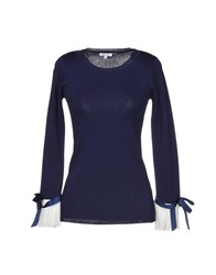 Brigitte Bardot Sweaters Dark Purple