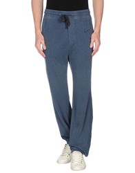 James Perse Standard Trousers Casual Trousers Men Slate Blue