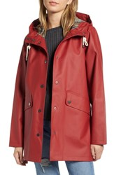 Pendleton Winslow Rain Jacket Red