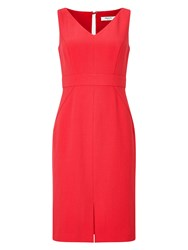 Precis Petite Lianna Coral Shift Dress Red
