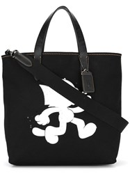 Coach 'Felix Whistling' Tote Black