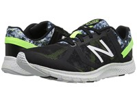New Balance Wx77v1 Black Tie Dye Grey Women's Shoes