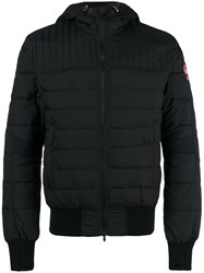 Canada Goose Quilted Jacket Black