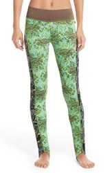 Women's Maaji 'Ramblnig Path' Stirrup Leggings