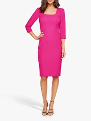 Damsel In A Dress Sheridan Sleeved Fitted Pink