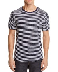 Sovereign Code Grim Striped Tee Navy