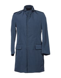 Refrigiwear Coats And Jackets Overcoats Dark Blue