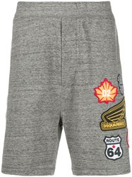 Dsquared2 Logo Patch Track Trousers 60