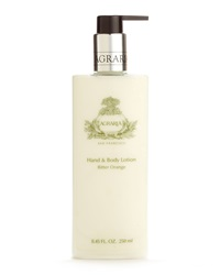 Agraria Bitter Orange Hand And Body Lotion Orange