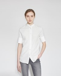 Acne Studios Sybil Shirt White